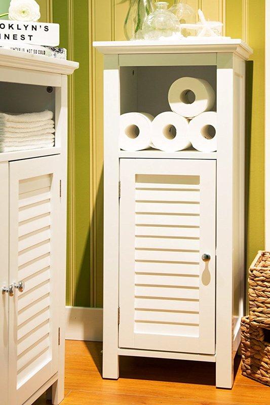 bathroom cabinet color ideas