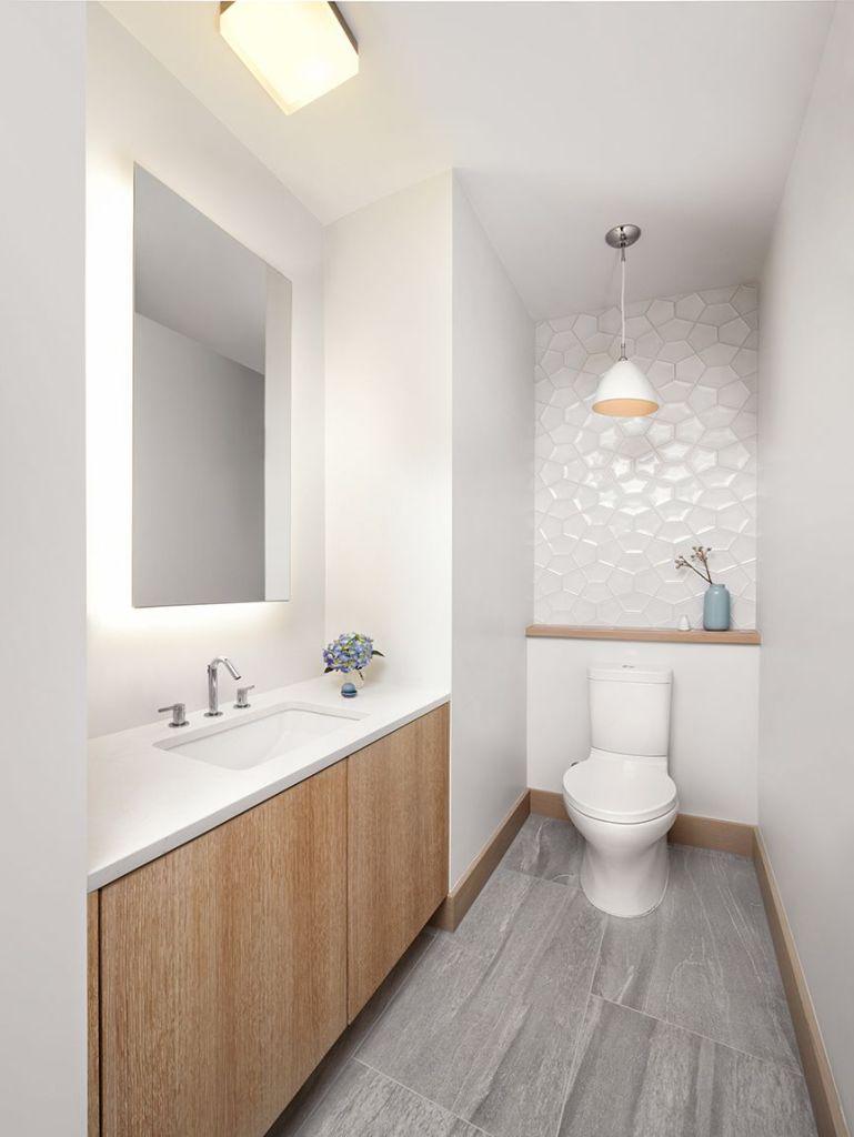 remodeling half bathroom ideas
