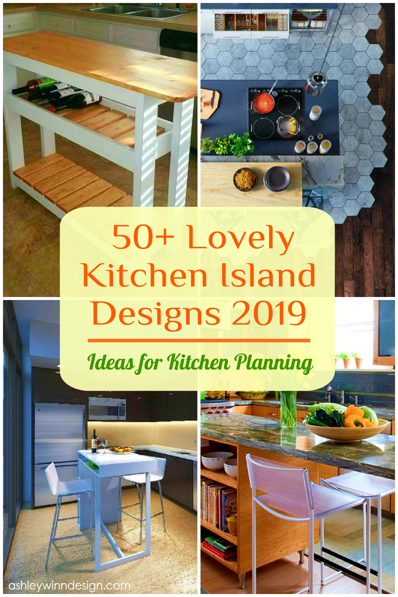50 lovely kitchen island designs 2019 ideas for kitchen planning