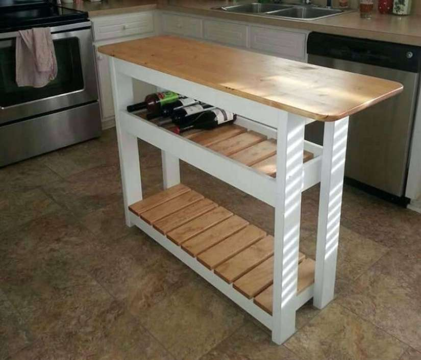 Kitchen Bar Designs For Small Areas