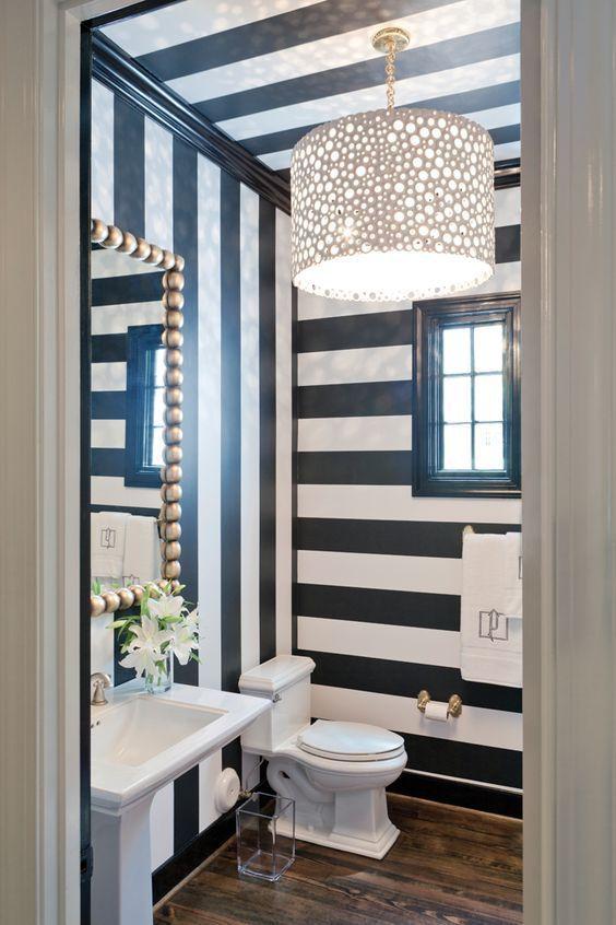 half bathroom paint ideas