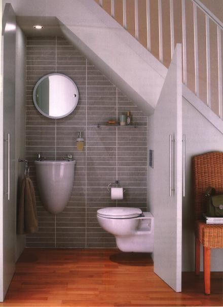 half tiled bathroom ideas