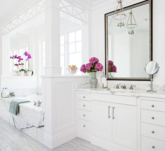 half bathroom vanity ideas