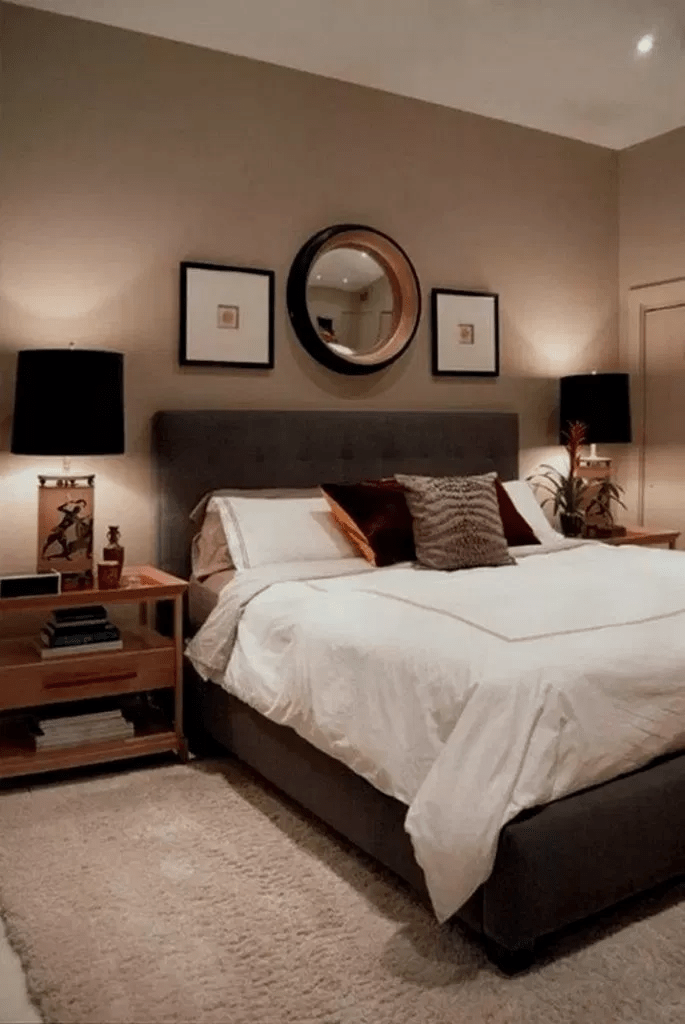 40+ Gorgeous Small Master Bedroom Ideas In 2021 [Decor ...