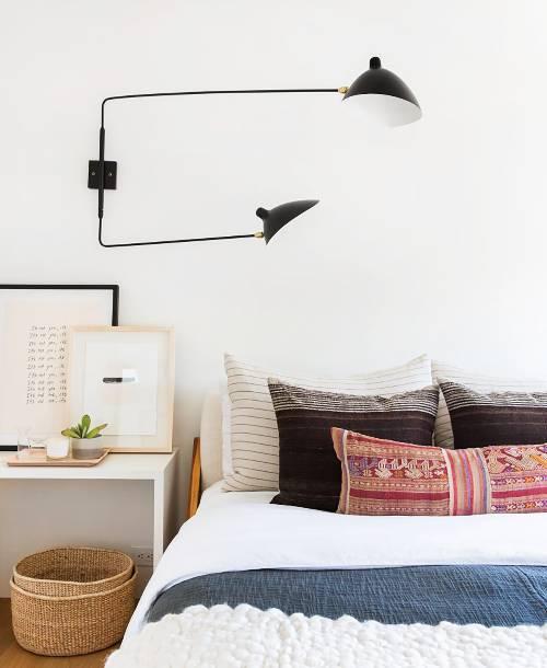 arrangement ideas for small master bedroom rental