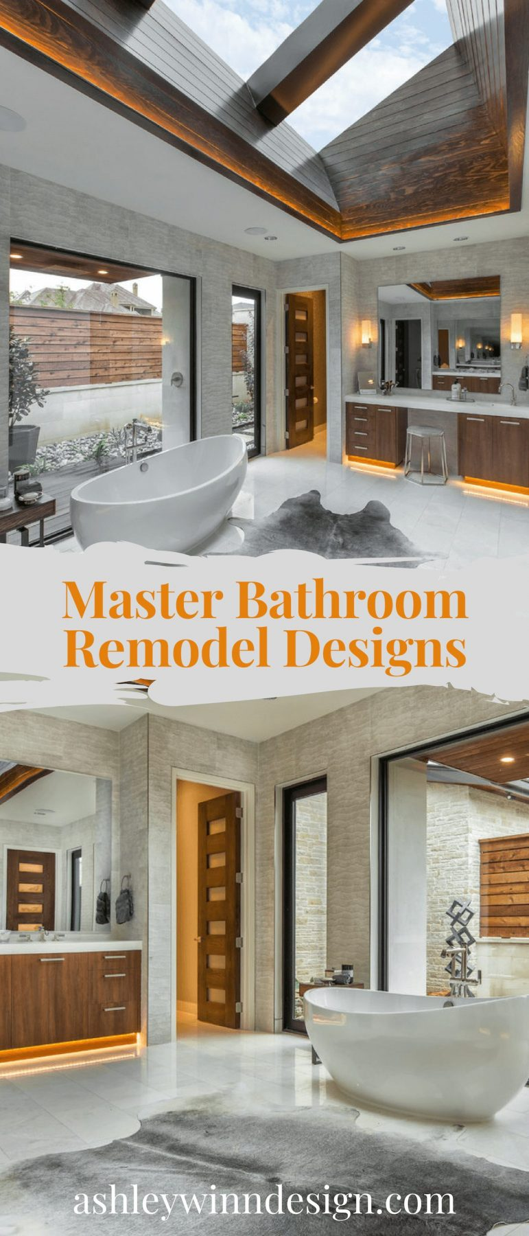 open concept bathroom