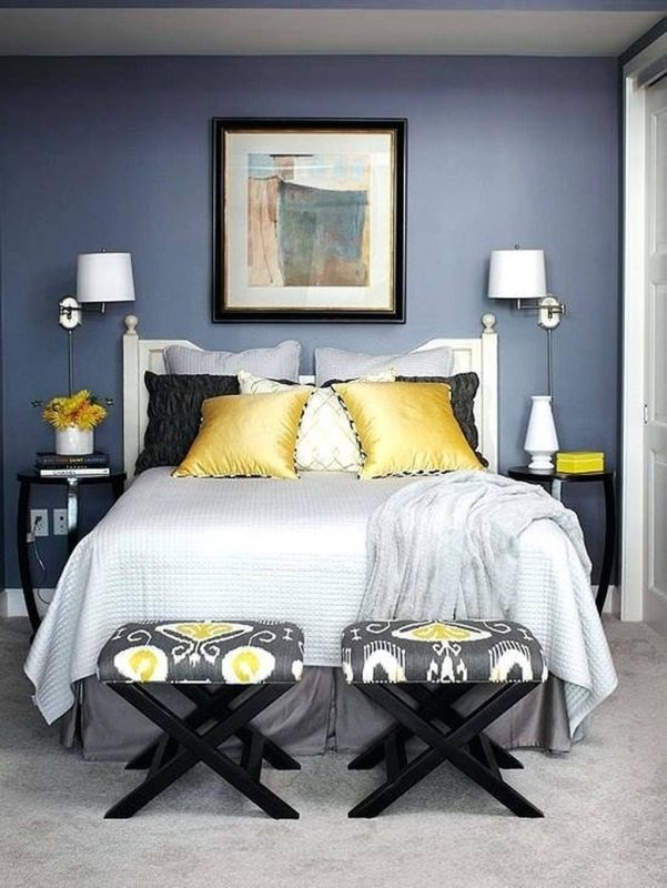 40 Gorgeous Small Master Bedroom Ideas In 2020 Decor Inspirations
