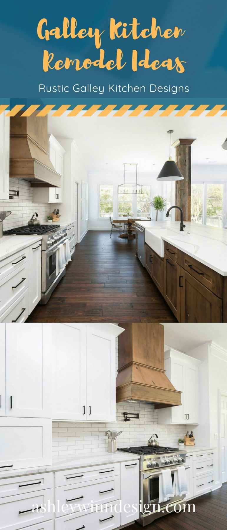 40 Awesome Galley Kitchen Remodel Ideas Design Inspiration In 2020