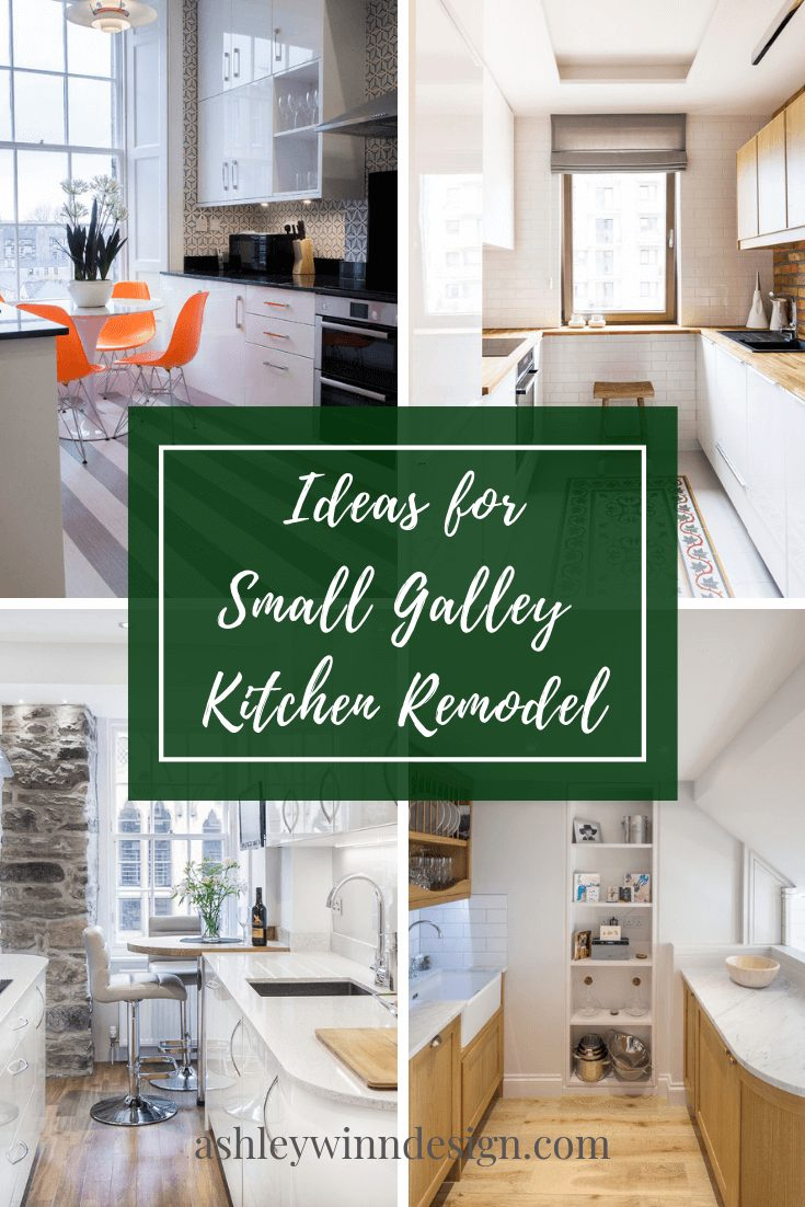 small galley kitchen remodel