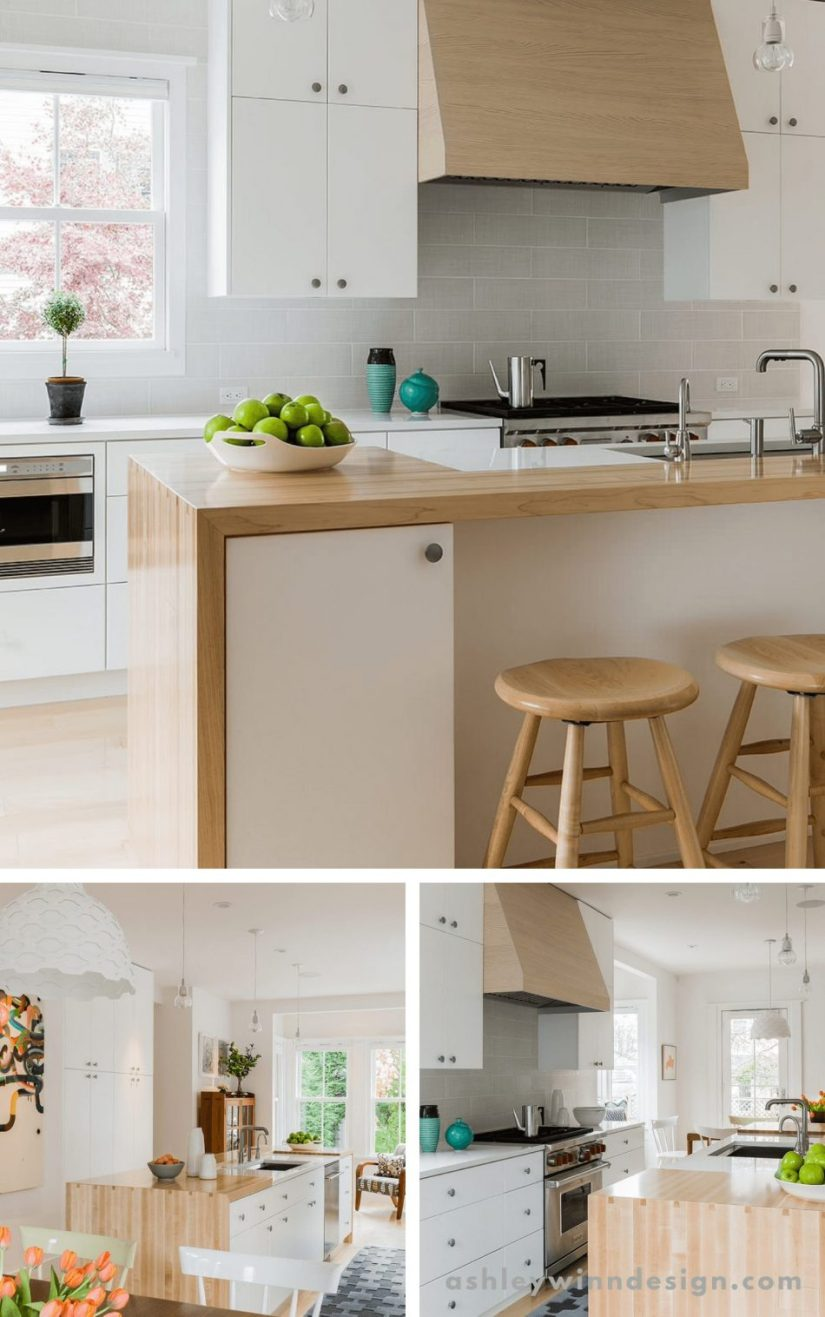 Fresh and Bright kitchen
