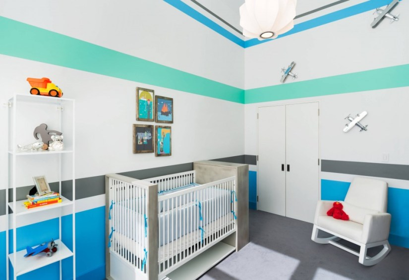 nursery room ideas for boys