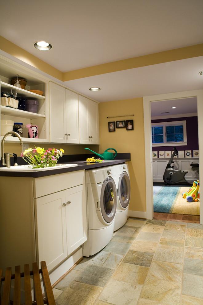 laundry room ideas basement