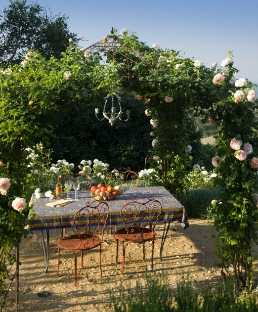 english rose garden design ideas