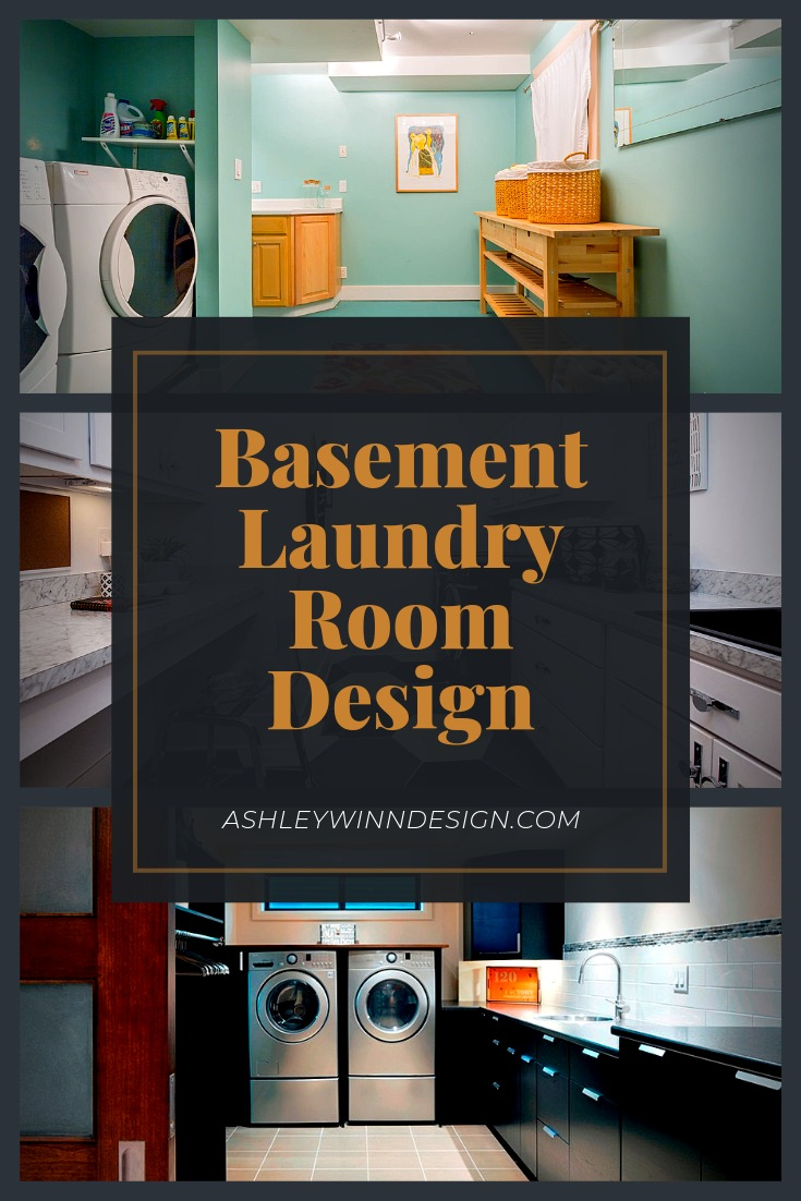 laundry rooms before and after