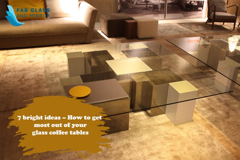 coffee table top decor