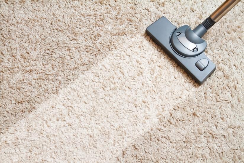 how to deep clean carpet