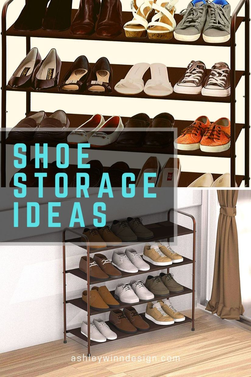 27 Awesome Shoe Rack Ideas in 27 (Concepts for Storing Your Shoes)