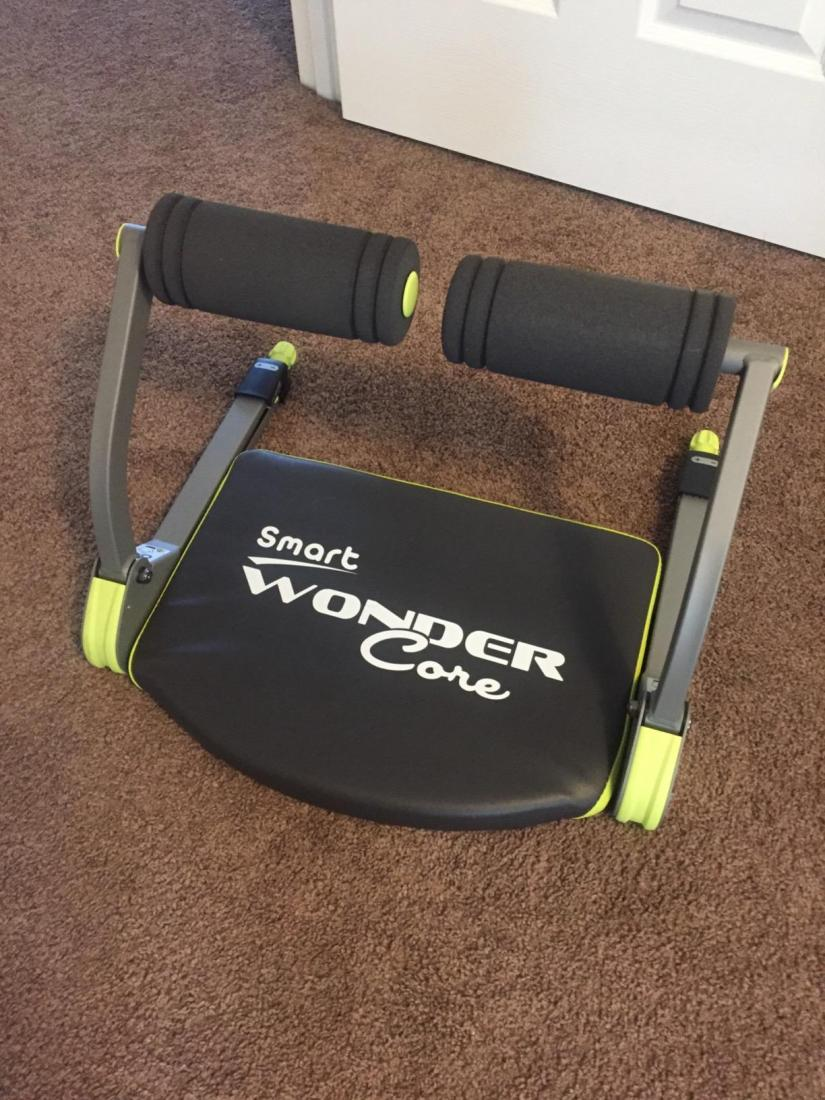 Best Compact Home Gym wonder core