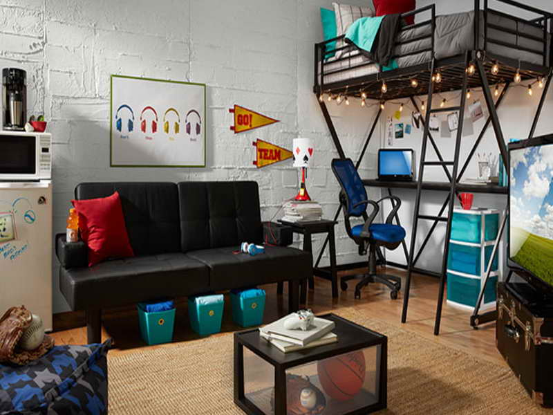 sweet dorm room ideas for guys
