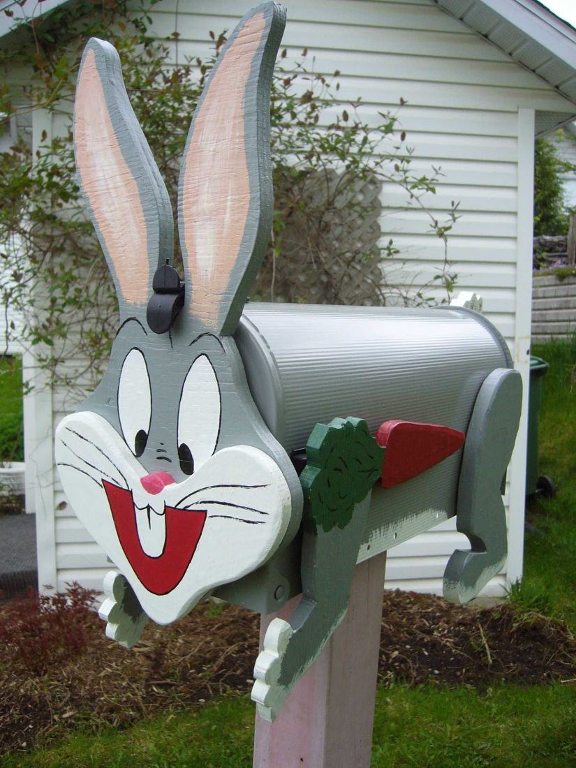 mailbox post ideas