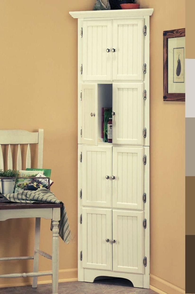 corner cabinet door