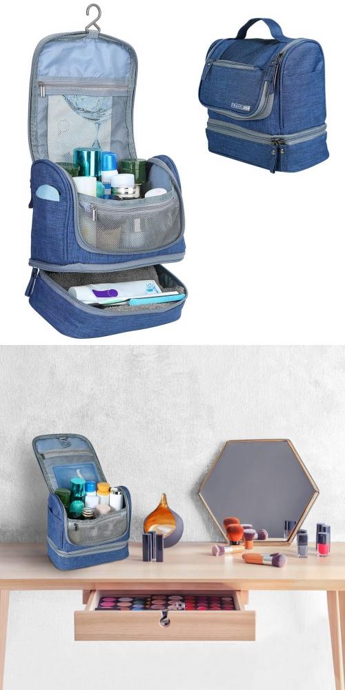 makeup travel handbag