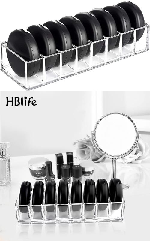 compact makeup palette storage