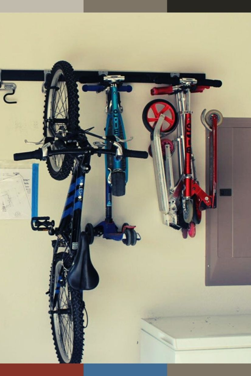 bike storage ideas garage