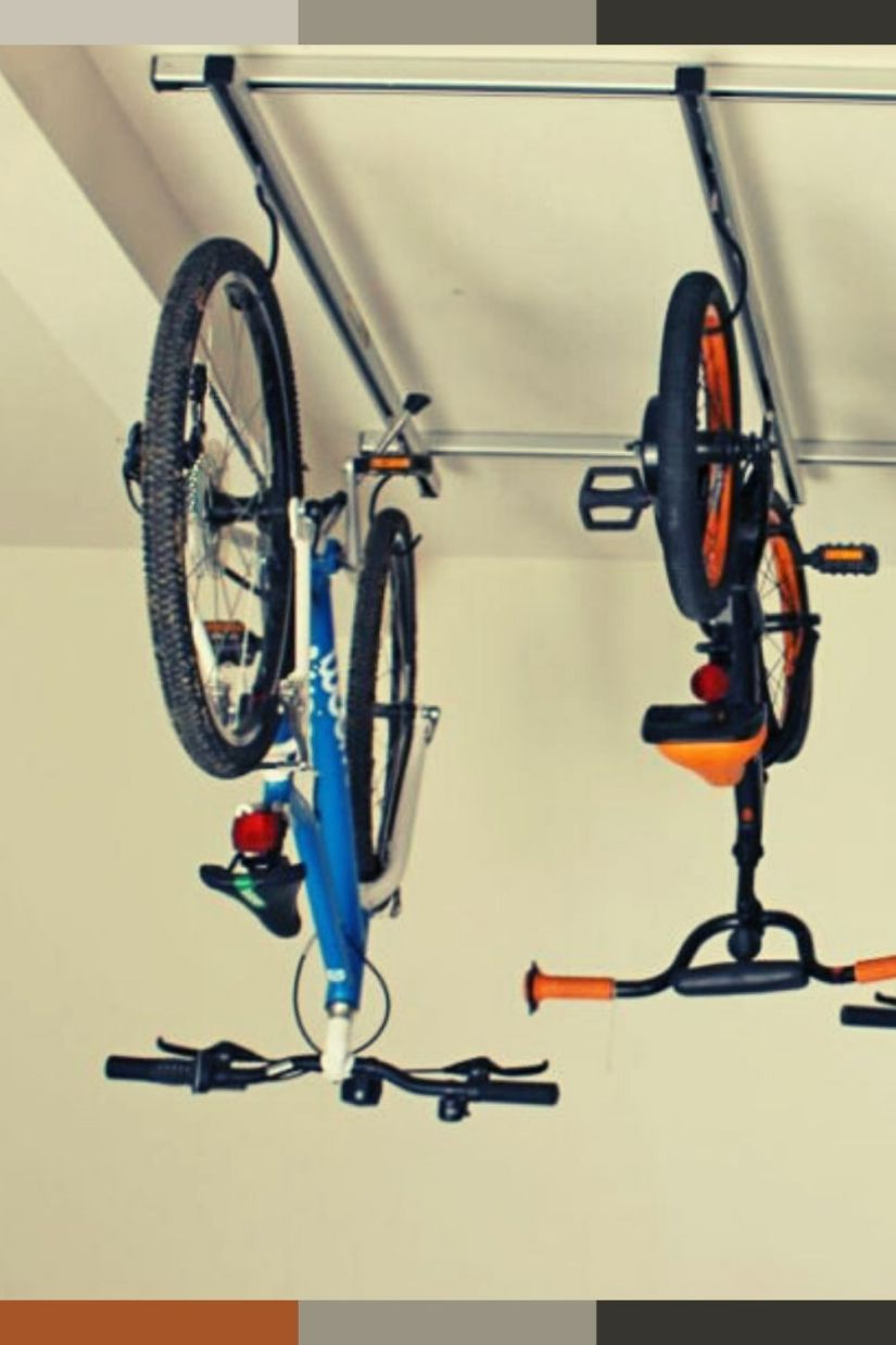 bike storage ideas pinterest