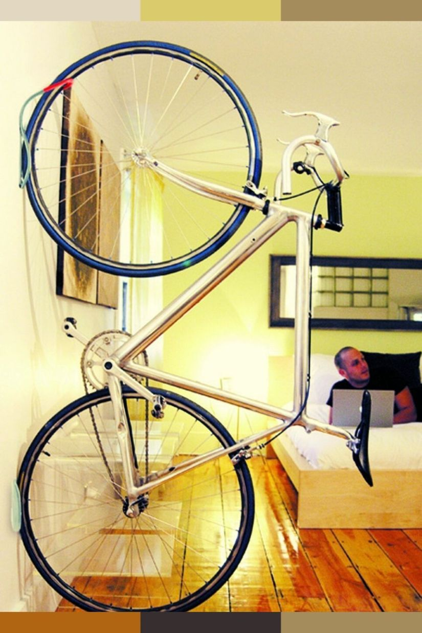 bike rack storage ideas