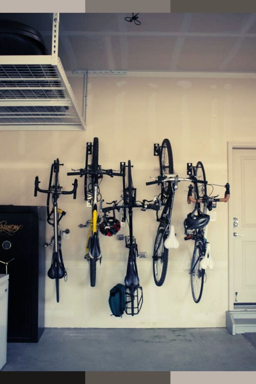 garage bike storage ideas diy