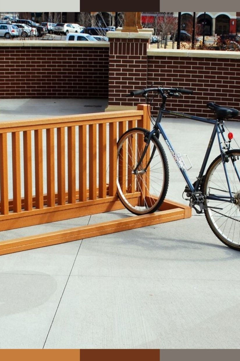 bike storage ideas outside