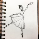 Sketchbook style exploration