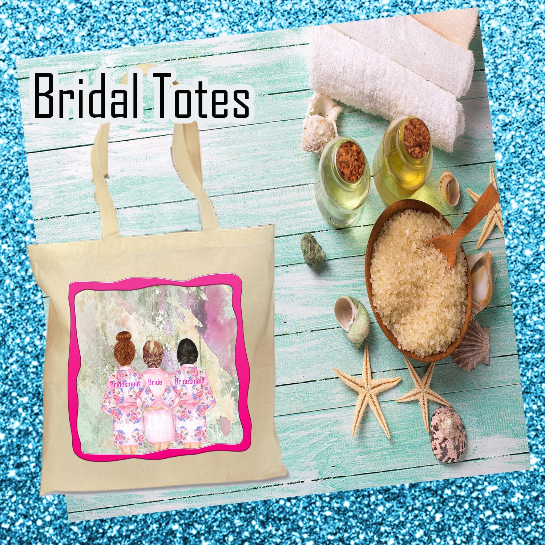 Bridal tote image