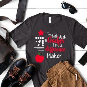 I'm Not Just a Teacher….I am a Difference Maker