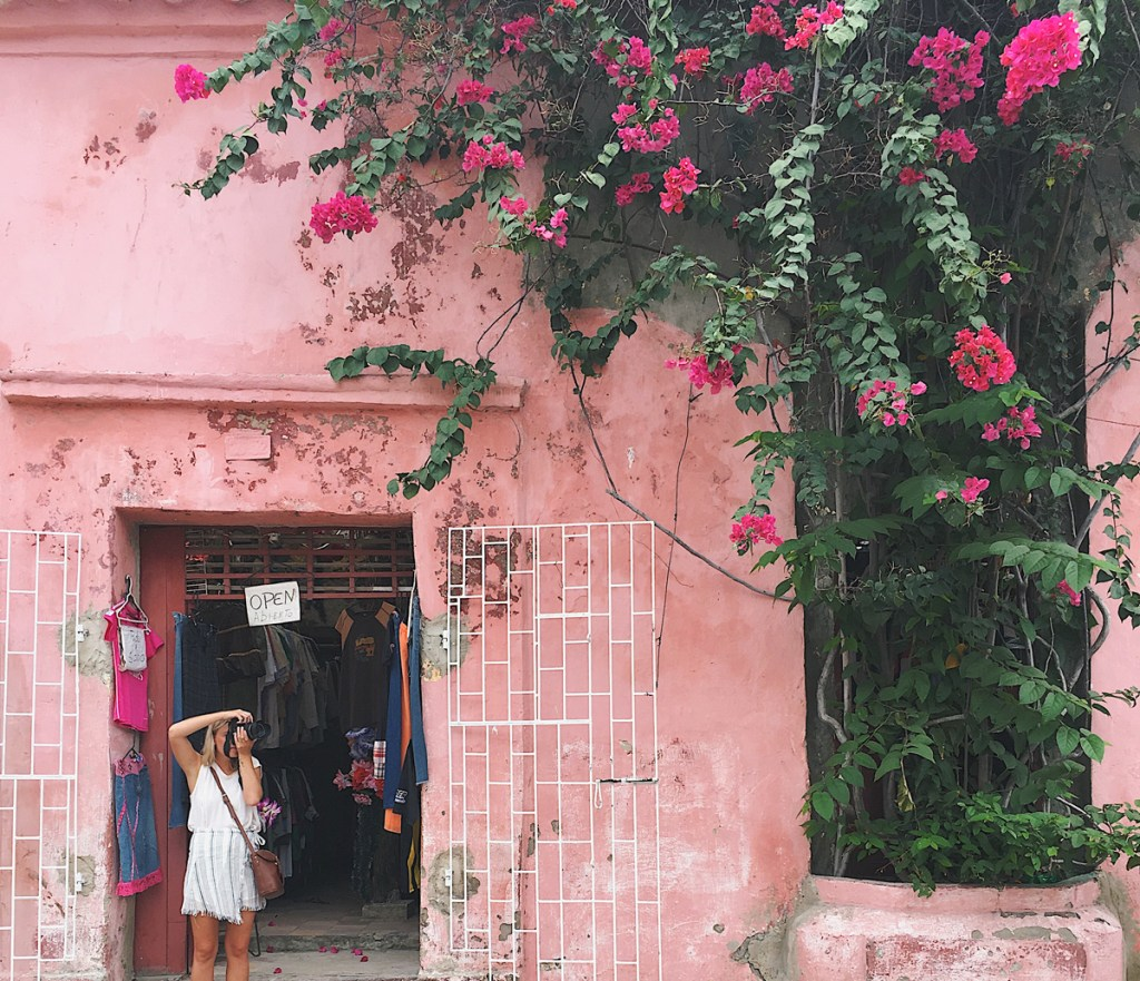 Photo from Cartagena, Colombia, 2017.