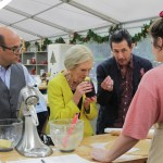 IAN GOMEZ, MARY BERRY, JOHNNY LUZZINI, ASHLYN MORGAN