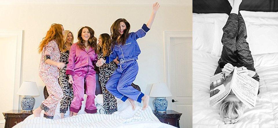 The Joyful Influencer retreat at the kentucky castle Instagram influencer event