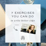 Copywriting Exercises from Ashlyn Writes