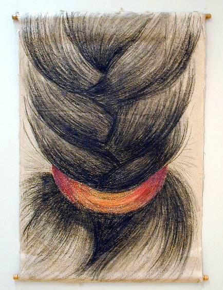 4 hair drawing 5