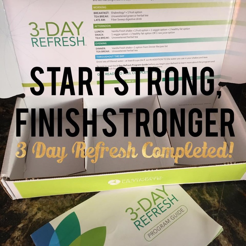 3 Day Refresh While Breastfeeding Ashmore Fit Fam