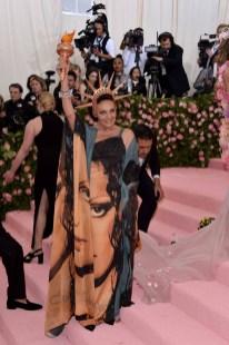 Diane von Furstenberg in Diane von Furstenberg - Met Ball 2019