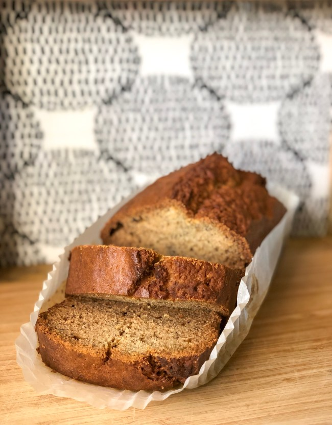 Ashleigh's Delicious and Moist Banana Loaf