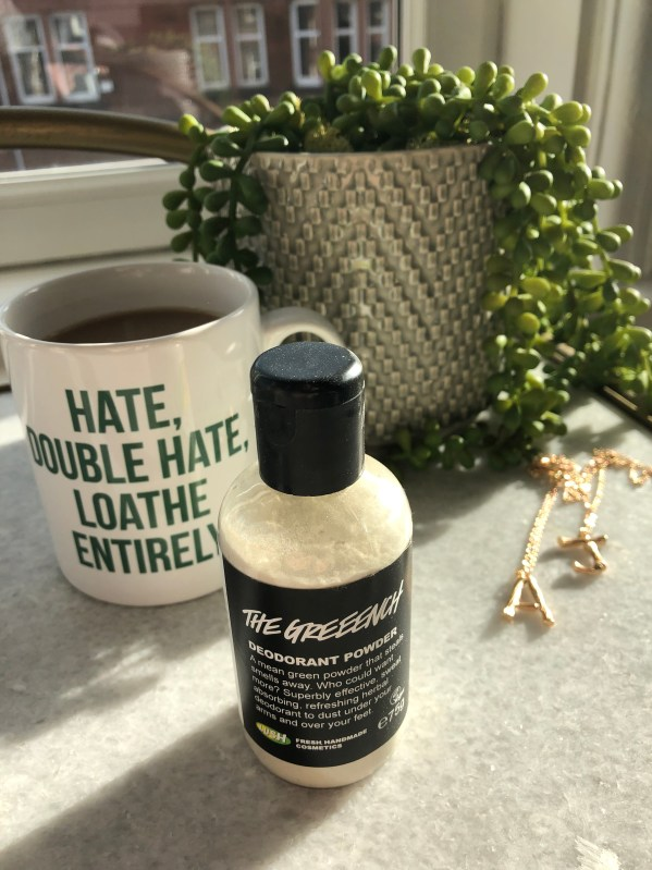 Lush The Greeench Powder Deodorant