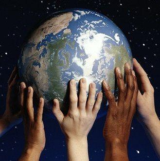 زمین چه شکلی دارد؟