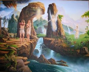 آیا خدا به روش تکامل، جهان را آفرید؟