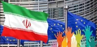"""وضعیت """"حقوق بشر"""" در ایران مورد انتقاد ٢۸ کشور عضو اتحادیۀ اروپا قرار گرفت"""
