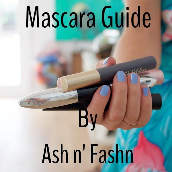 ashnfashn mascara guide