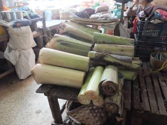 Banana stem - used in mohinga