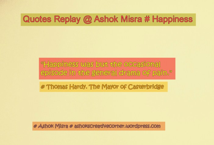 Quotes Replay. Hardy. Happiness.2